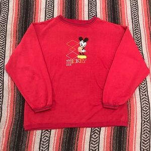Other - Vintage 90's Mickey Mouse Crewneck Unisex Sweater